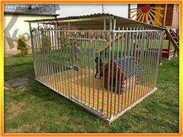 BASTER Hundezwinger 3x2m