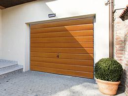 Kippbare Garagentor 2,50x2,20